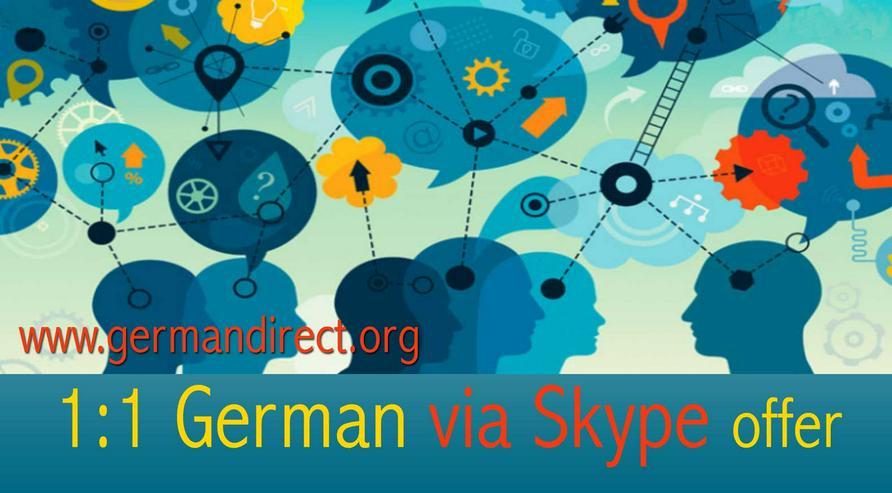 Deutsch für Ausländer oder englischsprachige Partner