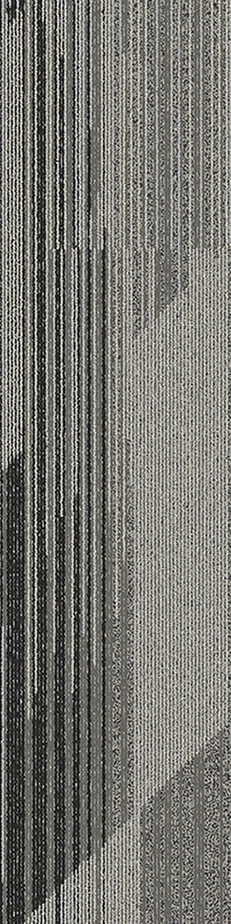Bild 3: Schöne 25x100cm Teppichfliesen Verspieltes Streifenmuster -60% !!
