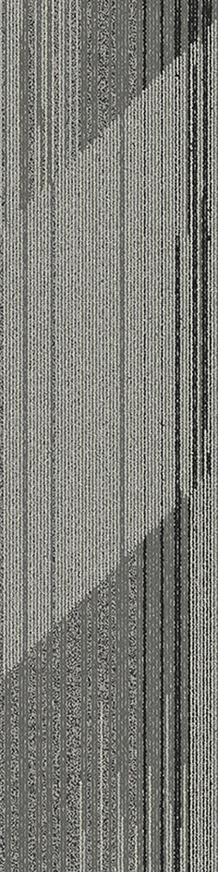 Bild 4: Schöne 25x100cm Teppichfliesen Verspieltes Streifenmuster -60% !!