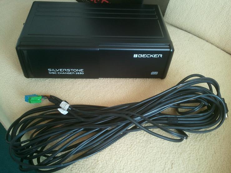 BEKER/MONZA  2130 + CDW-SILVERSTONE 2630 - Autoradios, Player & Wechsler - Bild 1