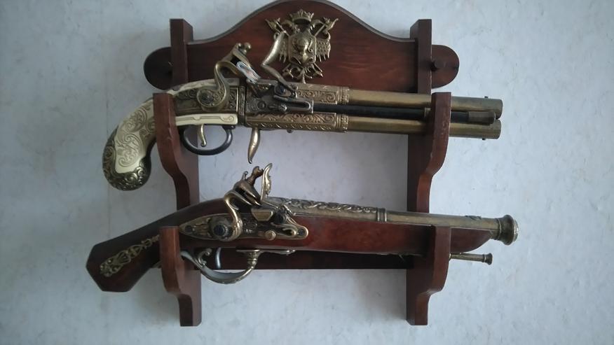 Konvolut ! Attrappen ! Pistolen+Gewehre !