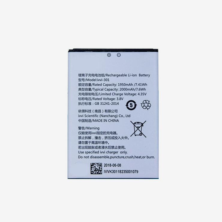 Akku passend für Coolpad ivvi F2-T