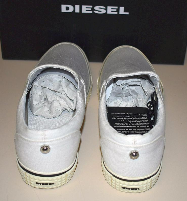 Bild 3: Diesel Damen Schuhe Gr.40 Slipper Vansis Y00970 Sneaker 20101901