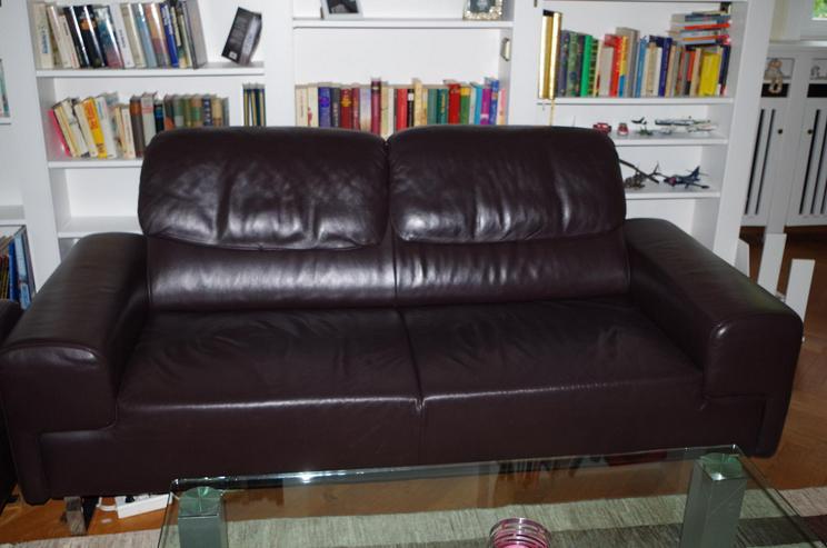 Lausser Leder Sofa TOP Zustand !