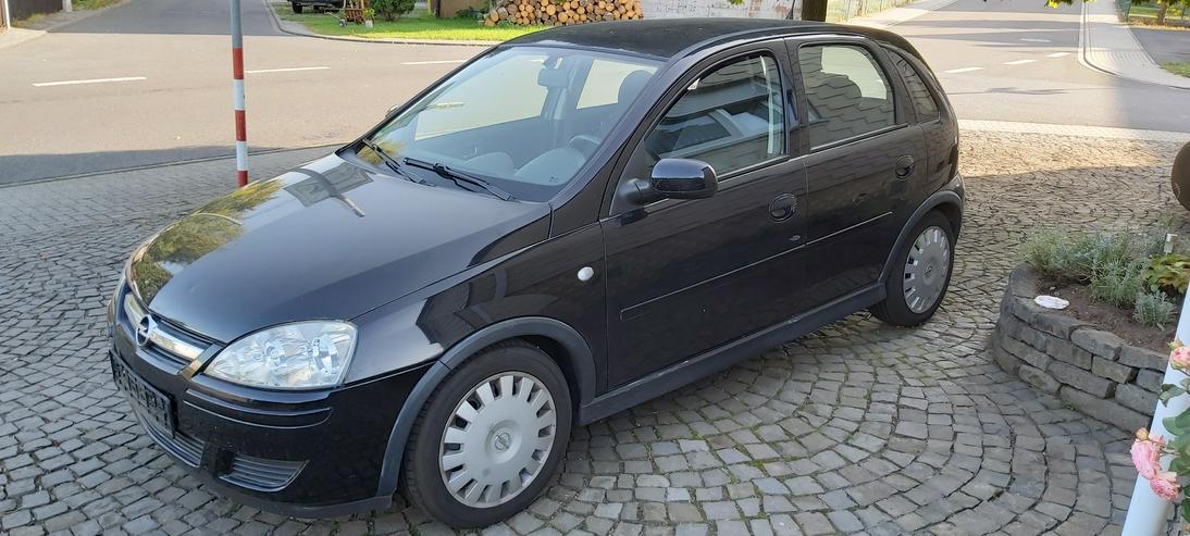 Corsa 1.0, EZ 04/2005, 98 TKM