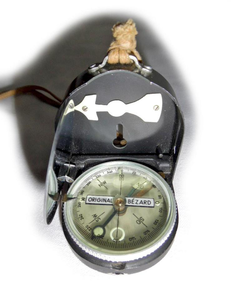 Bezard-Kompass von Lufft