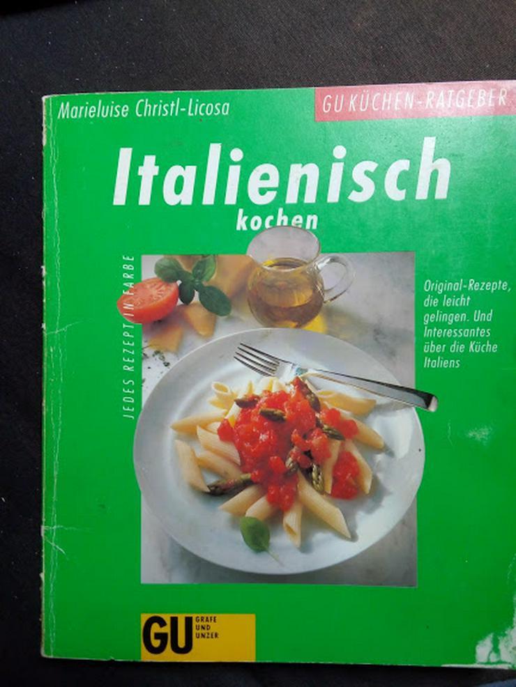GU Küchenratgeber italienisch kochen