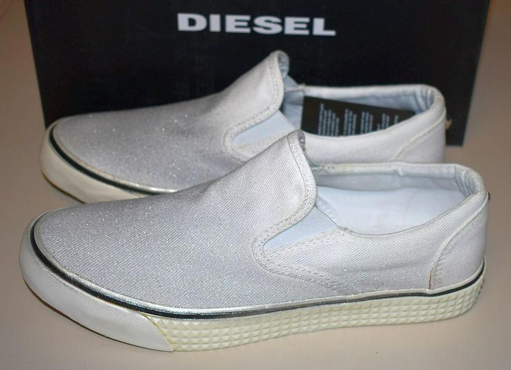 Bild 2: Diesel Damen Schuhe Gr.39 Slipper Vansis Y00970 Sneaker 20101902