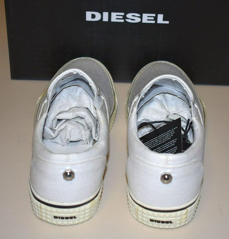Bild 3: Diesel Damen Schuhe Gr.39 Slipper Vansis Y00970 Sneaker 20101902