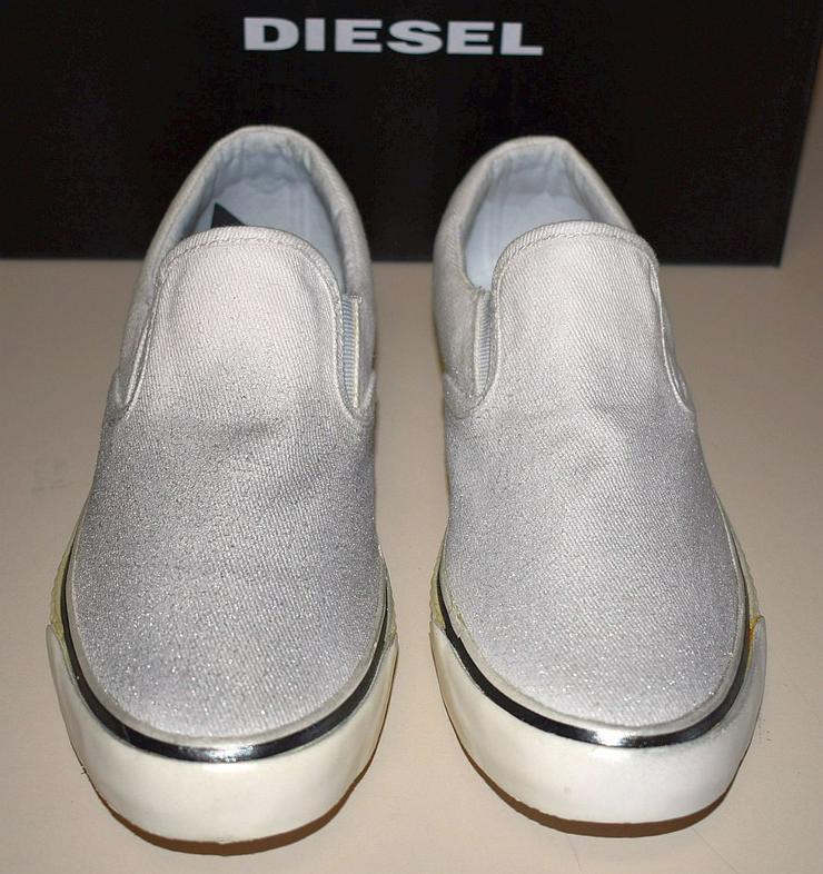 Diesel Damen Schuhe Gr.39 Slipper Vansis Y00970 Sneaker 20101902