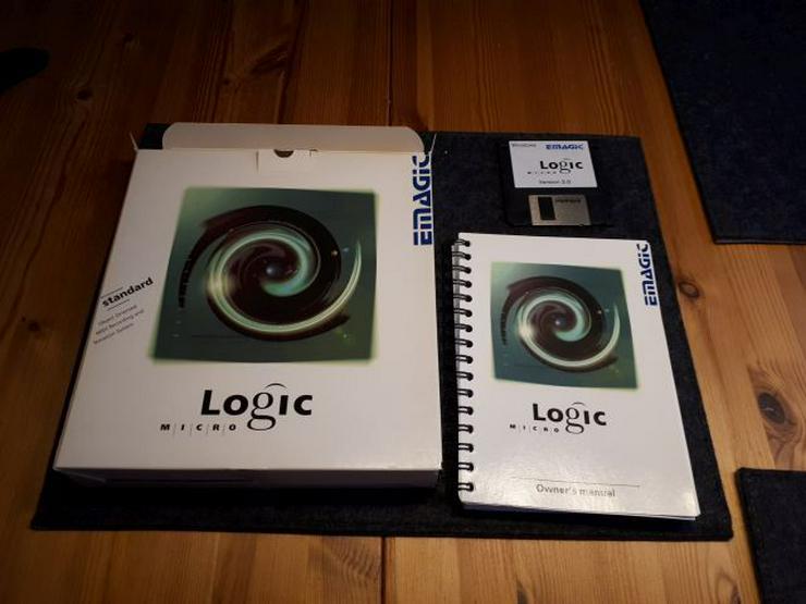 LOGIC 2.0 für Windows von 1996