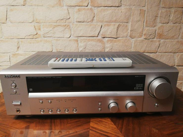 Audio-/ Video- Reseiver, Kenwood KRF V5090D