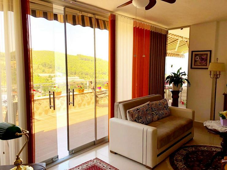 Bild 5: Türkei, Alanya, Kargicak. 165 m² Wohn. 3 Zi + Wintergarten, 399 ⛱