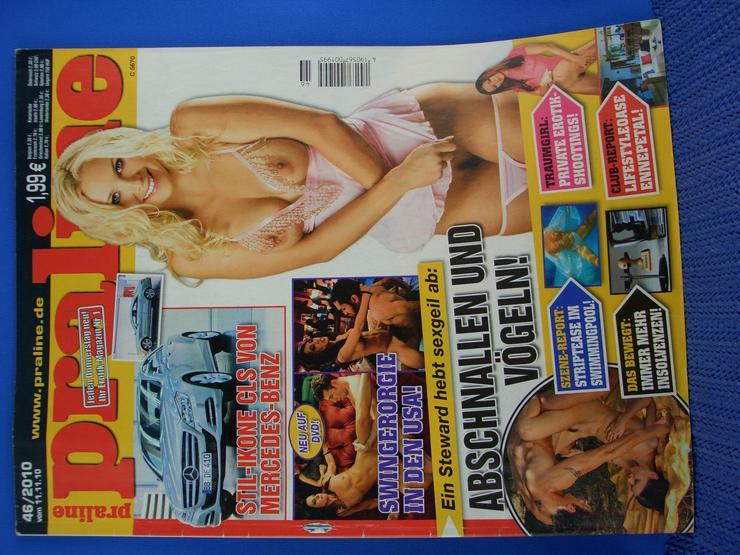 Magazin PRALINE