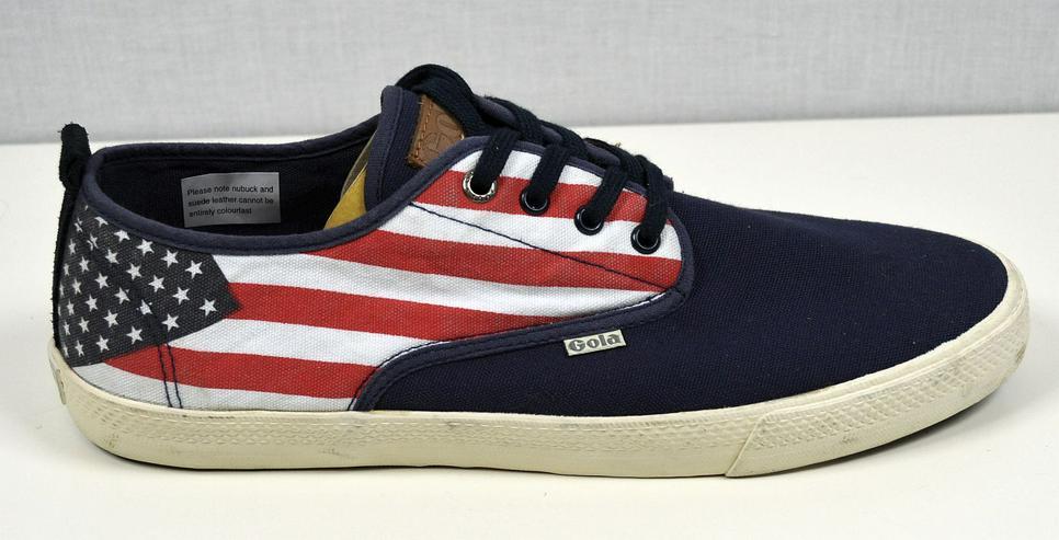Bild 4: Gola Herren Schuhe Sneaker Gr. 44 Herren Laufschuhe 14121602