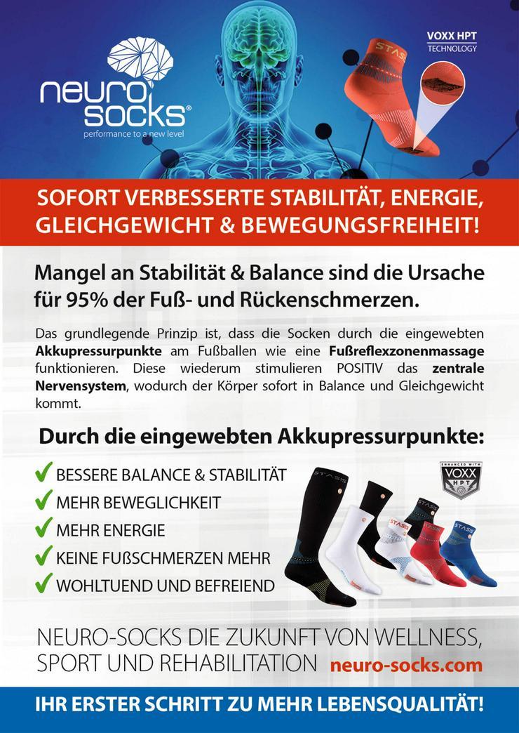 Die cleversten Socken der Welt