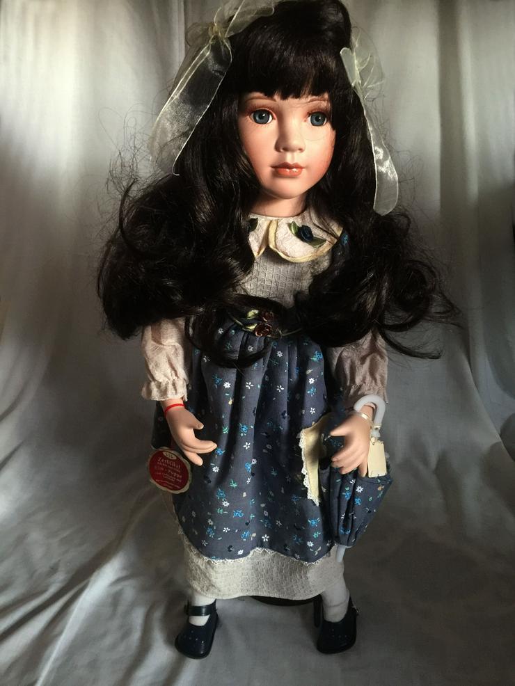 Deko, Porzelan Puppen, Deko, Original SAMMLER, KIM-Puppe ASTRID