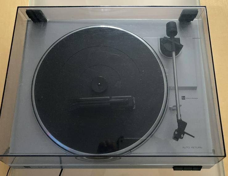 Dual Schallplattenspieler (Halbautomatik)
