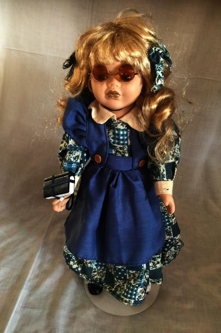 Porzelan-Puppen, Deko, Original SAMMLER, KIM-Puppe RUTH