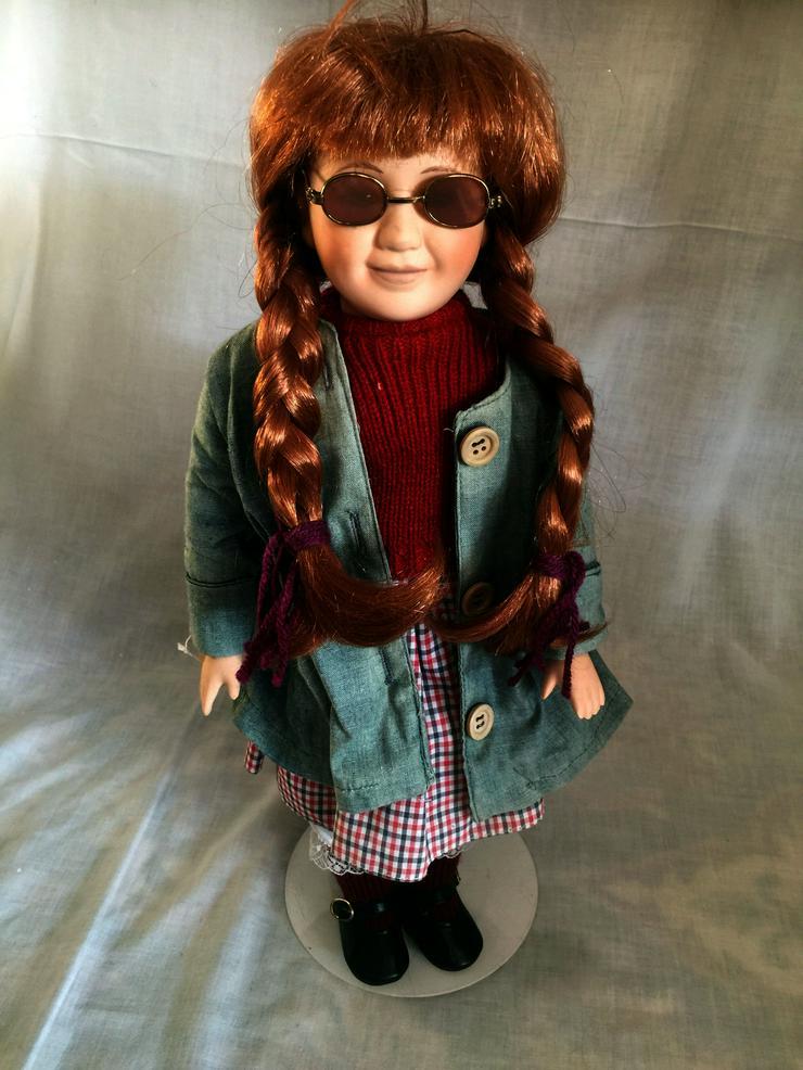 Porzelan-Puppen, Deko, Original SAMMLER, KIM-Puppe RITA