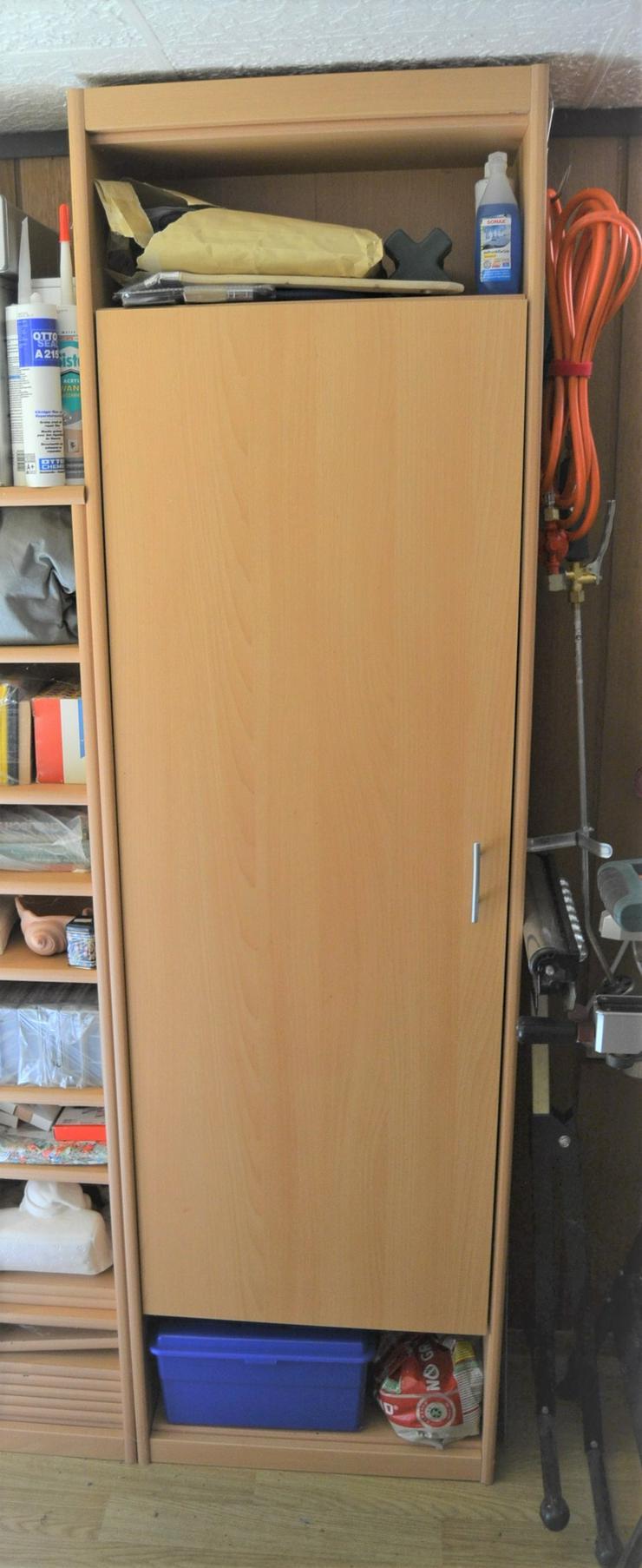 Bild 2: Glastür für Regal von Softplus Programm
