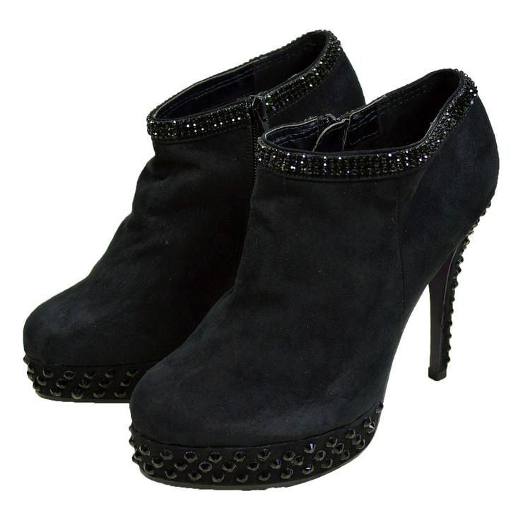 ONLY PINK Damenschuhe Stiefel Stiefeletten Damen Schuhe 18121600