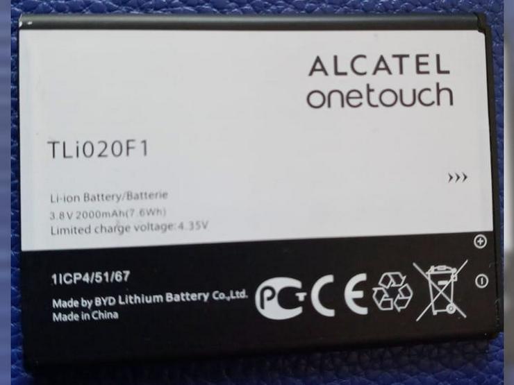 Original Alcatel TLi020F1 Akku