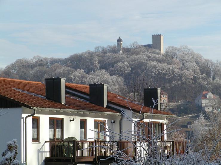 Winterferien im Bayerischen Wald - Ferienwohnung Mau & Wau - Luftkurort Falkenstein