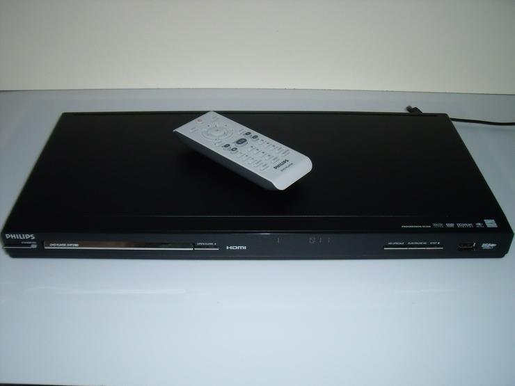 DVD Player Philips 5980 USB DviX, HDMI , Full HD. Mit FB.