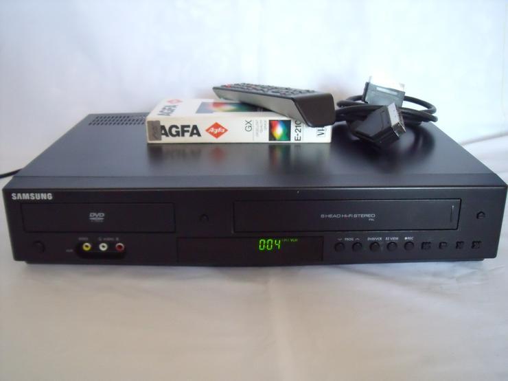 DVD / VHS-Rekorder von Samsung 5600 Gute zustand, Mit  FB.