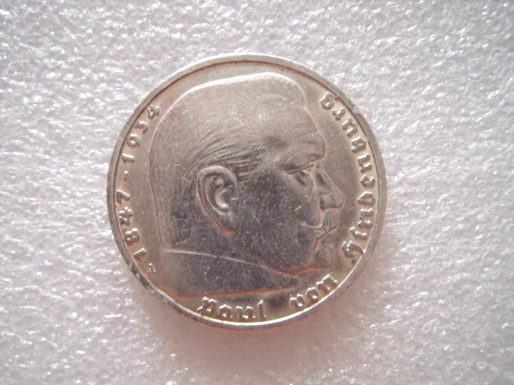 Bild 4: Gans  welt  Reichsmark  mit  SILBER  Verschiedene  Münze.