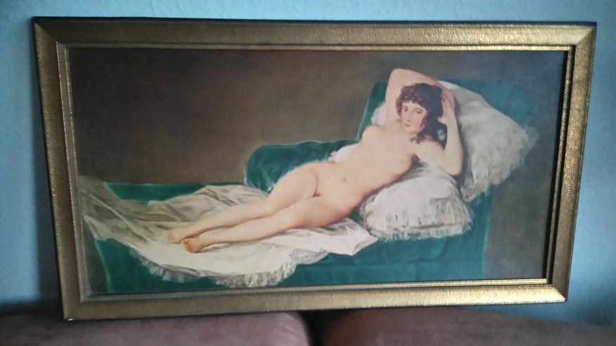 Die nackte Maja v.Goya !