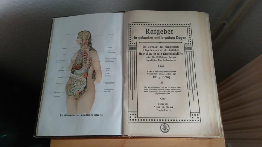 Ratgeber Gesundheit v.1930 !