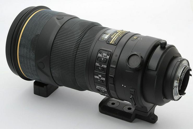 NIKON AF-S 300mm 2.8 G VR II IF ED