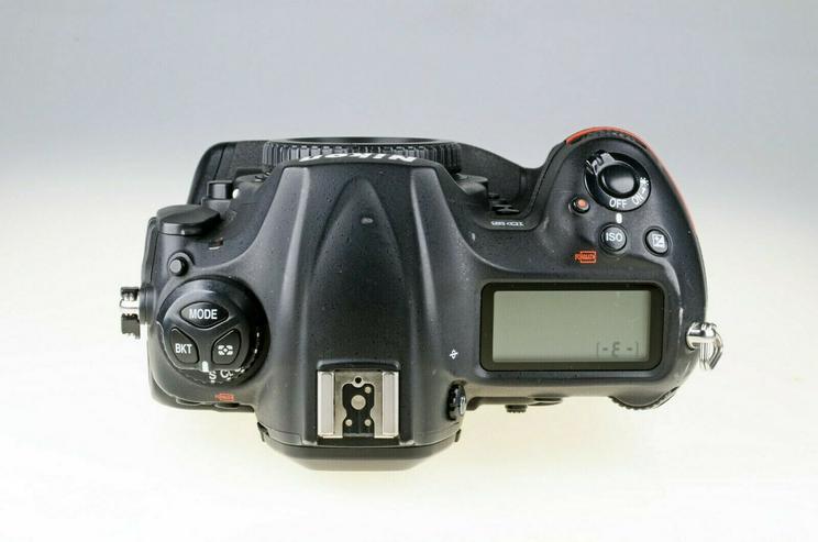 Bild 3: Nikon D 5 XQD - 20,8 MP SLR Digitalkamera