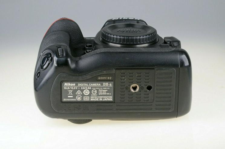 Bild 4: Nikon D 5 XQD - 20,8 MP SLR Digitalkamera