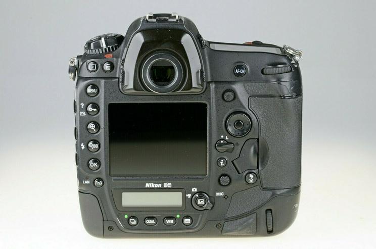 Bild 2: Nikon D 5 XQD - 20,8 MP SLR Digitalkamera