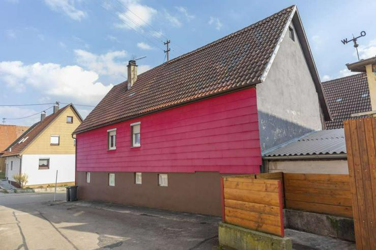 Bild 3: Ehemaliges Bauernhaus
