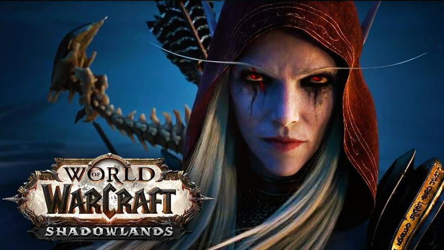 World of Warcraft: Shadowlands von Blizzard / PC-Version  - Games & Spiele - Bild 1