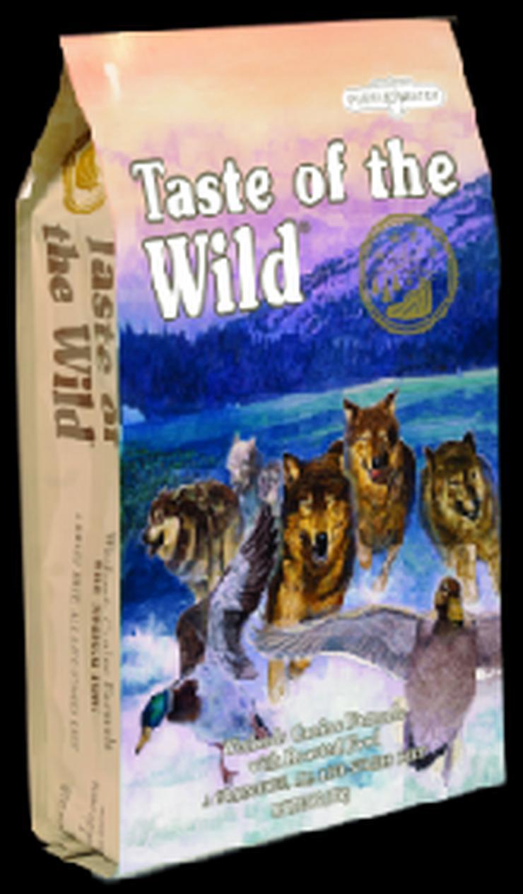 Taste of the Wild Wetlands Wild Fowl 2 kg - Futter & Näpfe - Bild 1