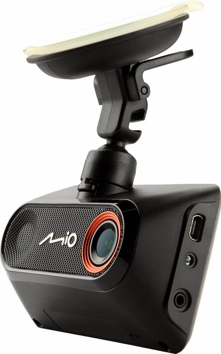 Mio MiVue 785 Dashcam Touch GPS 2.7 Zoll 9 cm schwarz