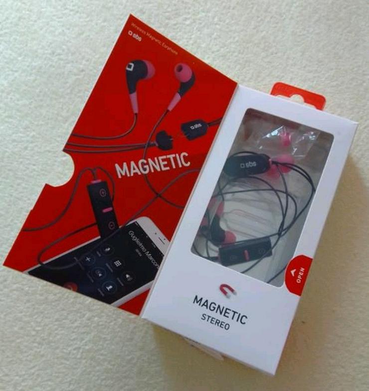 Magnetischer Kopfhörer