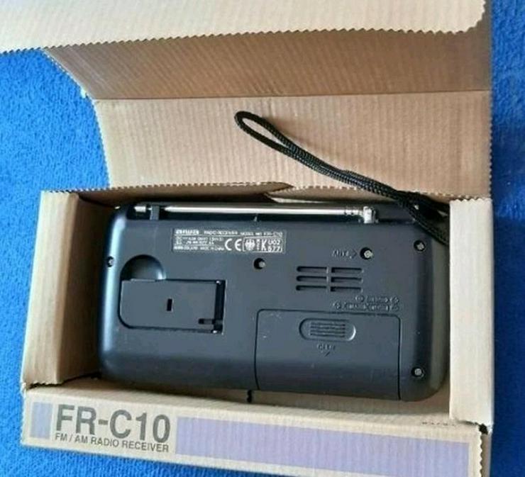 Bild 2: aiwa FR-C10 Radio Receiver