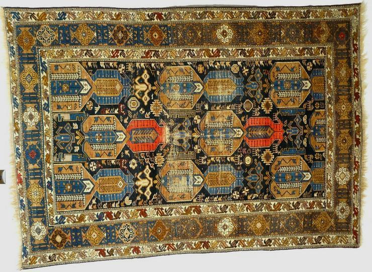 Orientteppich Khanat Periode 18Jh.  (T097)