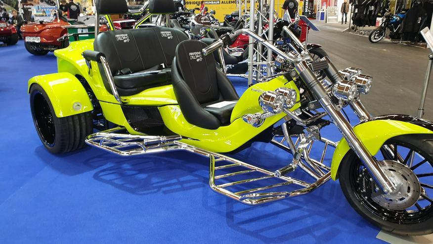 Trike #Rewaco RF1 ST3 110 PS Automatik