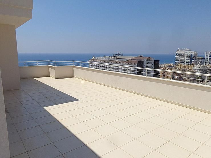 Türkei, Alanya, 5 Zi. Duplex Wohnung, Meerblick, 378