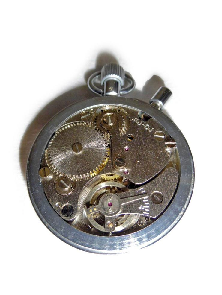 Bild 3: Mechanische Stoppuhr