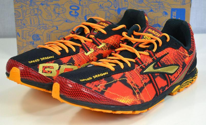 Brooks Mach 13 Medium Laufschuhe Gr. 44,5 Sneaker Schuhe 46041709 - Größe 44 - Bild 1