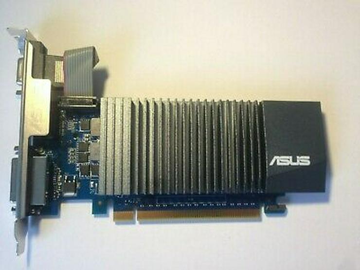 Nvidia GeForce GT710 1GB GDDR5 - Neuwertig