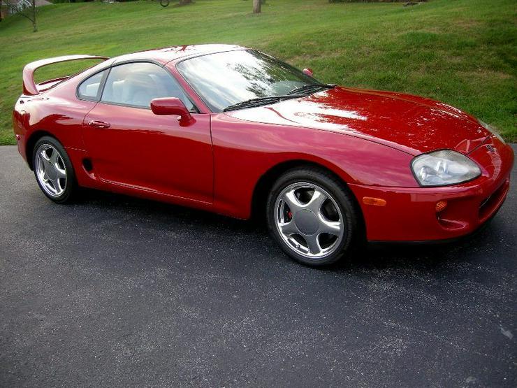Bild 2: 1993 Toyota Supra